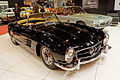 Rétromobile 2015 - Mercedes 300 SL Roadster - 1958 - 001.jpg