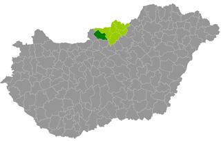 Rétság District Districts of Hungary in Nógrád