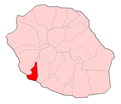 Découvrir la commune de l'Etang-Salé à l'île de la Réunion.