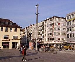 R1 in Mannheim