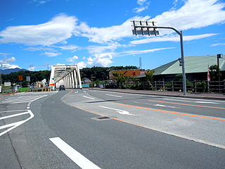 Japan National Route 353