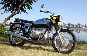 BMW 500CC R50//5 Replacement Battery 1970-1973