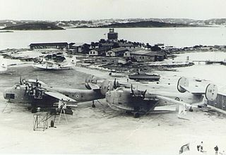 Royal Air Force, Bermuda (1939–45)