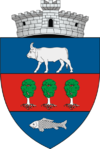 Coat of arms of Breaza