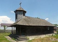 RO PH Balta Doamnei Three Hierarchs church 1.jpg