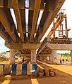 Rabah Road bridge construction, Kaduna State 02.jpg