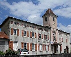 Racécourt, Mairie.jpg
