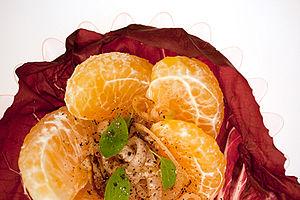 Ugli fruit salad