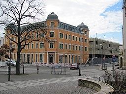 Hauptstraße in Radebeul