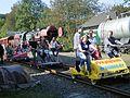 Radevormwald Dahlhausen - Bahnhofsfest 2007 13.jpg