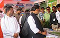 """Radha Mohan Singh and the Minister of State for Petroleum and Natural Gas (Independent Charge), Shri Dharmendra Pradhan visiting the Farmers' Fair on the occasion of """"Akshaya Tritiya"""", at Cuttack, Odisha (1).jpg"""