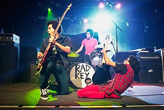 Radkey American punk rock band