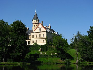 Raduň - Castle 01