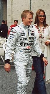 Mark Webber Jenson bouton datant