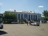 Railway Station Building of Zaozyorny.JPG