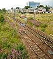 Railway line at Corkerhill (geograph 5852127).jpg