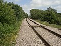 Railway to the north of Kenfig Hill - geograph.org.uk - 940148.jpg