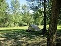 Rajka, Hungary. Camping on the banks of the Mosoni-Duna (Moson-Danube) - panoramio.jpg