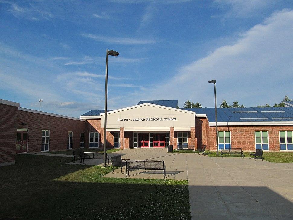Ralph C Mahar Regional High School, Orange MA