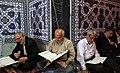 Ramadan 1439 AH, Qur'an reading at Goharshad Mosque, Mashhad - 29 May 2018 33.jpg