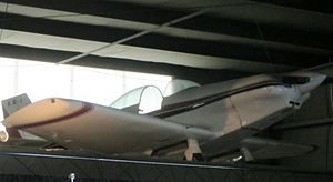 Rand Robinson KR-1 - Rand Robinson KR-1 on display