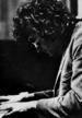 Newman in a recording studio, 1972