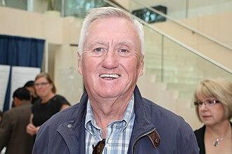 Ray Martin (politician) - Martin in 2013