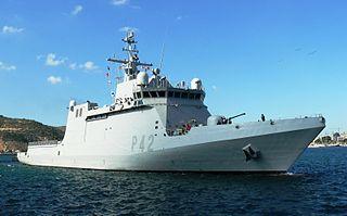 <i>Meteoro</i>-class offshore patrol vessel