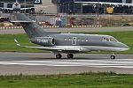 Raytheon Hawker 850XP, Tarkim Aviation JP7661889.jpg
