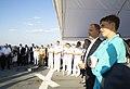 Reception with Ambassador Pyatt Aboard USS ROSS, July 24, 2016 (28299458490).jpg