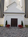 Református templom, déli kapu, 2017 Nyírbátor.jpg