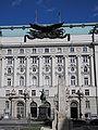 Regierungsgebäude Vienna June 2006 010.jpg