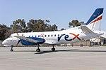 Regional Express (VH-ZXS) Saab 340B taxiing at Wagga Wagga Airport (4).jpg