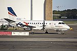 Regional Express Airlines (VH-ZLH) Saab 340B at Sydney Airport.jpg