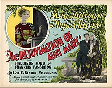 The Rejuvenation of Aunt Mary - Wikipedia