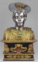 Reliquiario di sant'Afra