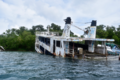 Remaining Debris from Cyclone Pam - Sunken Boat.png