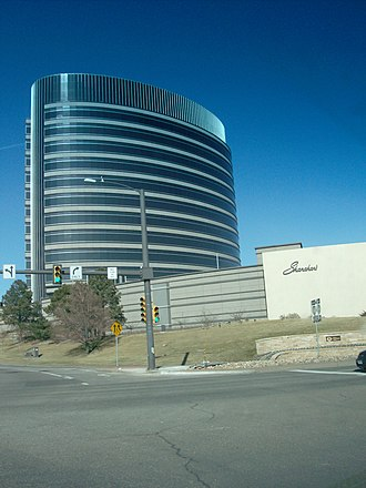 RE/MAX - RE/MAX Headquarters in the Denver Technological Center.