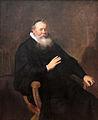 Rembrandt - Portret van predikant Eleazar Swalmius.JPG