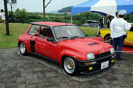 Renault 5 wikiwand renault 5 turbo mid engined sciox Image collections