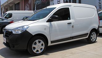 Dacia Dokker - Renault Dokker van