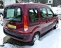 Renault Kangoo I Phase III 1.2 16V Expression Heck.JPG