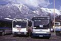 Renault PR 100.2 n°511 & Renault R312 n°902 - TAG (Gilly-sur-Isère * hiver 1992).jpg