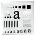 Resultado de filtrar la imagen original con un pasa-baja ideal con frecuencia de corte 30. Aquí se puede ver el efecto conocido como 'ringing' (oscilaciones)..png