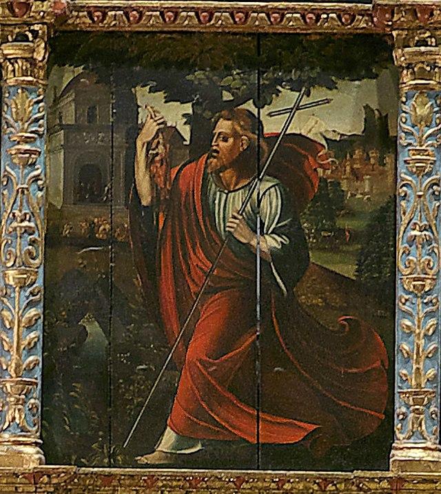 sveti Zoil - mučenec