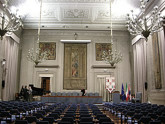 University of Florence - Rectorate's auditorium