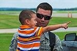 Return Home from Afghanistan (15459820268).jpg