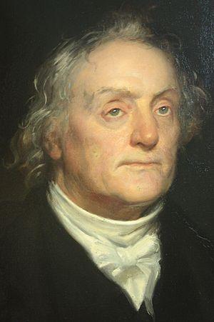 Thomas Duncan (painter) - Rev Thomas Chalmers by Thomas Duncan 1840