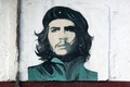 Revolutionary leader Che Guevara hand painted mural in Havana, Cuba LCCN2010638858.tif