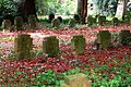 Rheydt, Urft Ehrenfriedhof Grabkreuze.jpg
